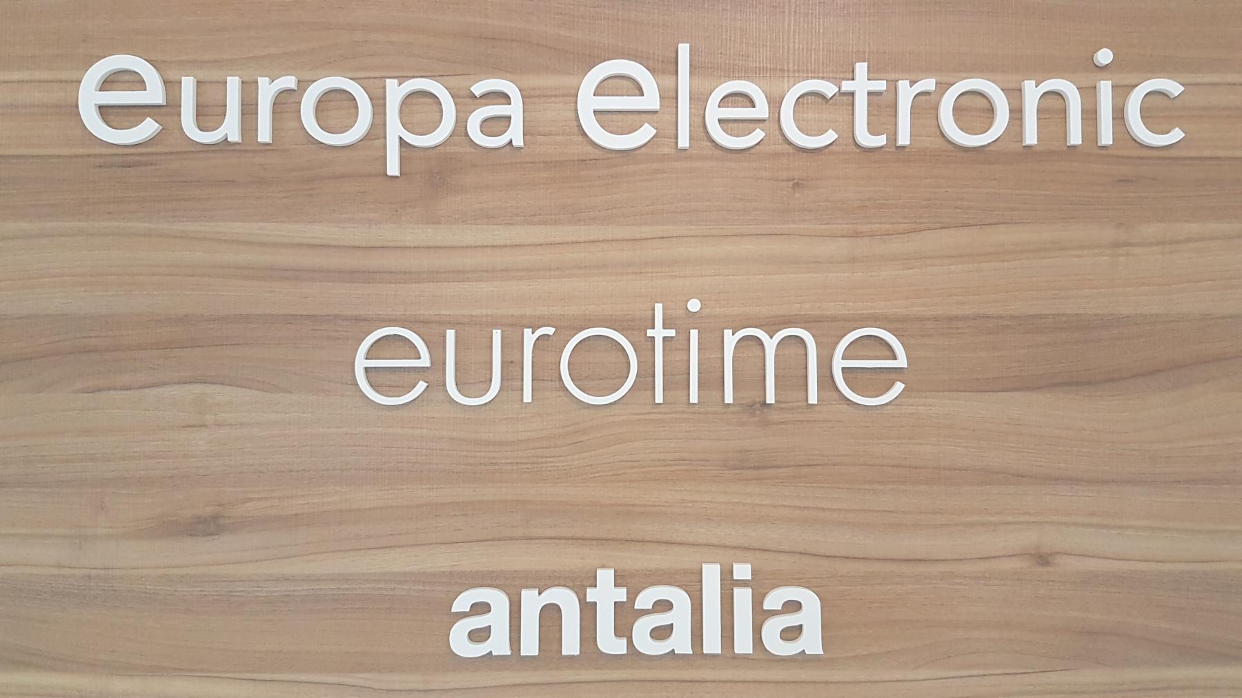 Exposicion europa electronic