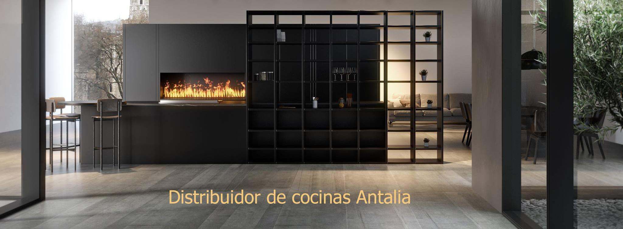 Distribuidor oficial antalia cocinas
